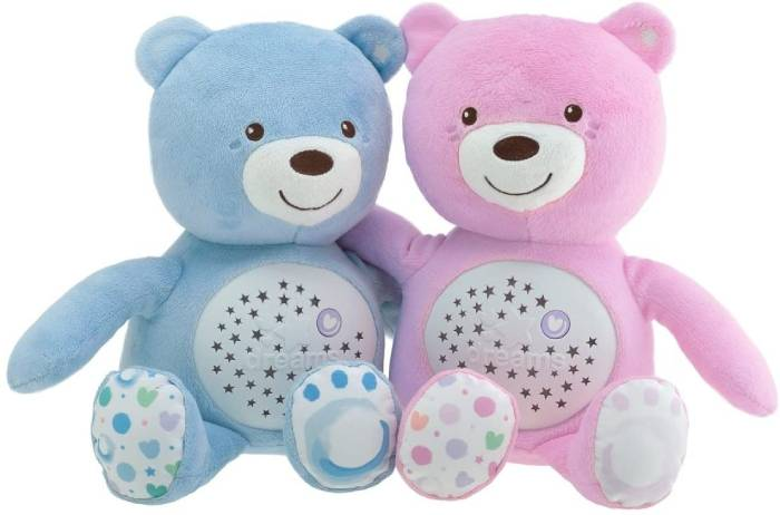 Chicco First Dreams Baby Bear Night Projector. Useful Toys for 3-month-old.