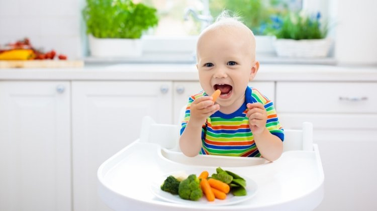 Kitchen Essentials You Need for Baby-Led Weaning